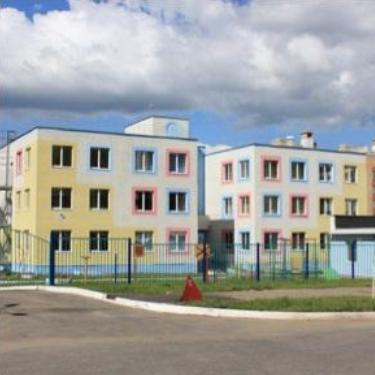 Строительство дошкольного образовательного учреждения