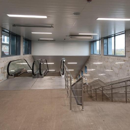 Станция МЦК Шелепиха