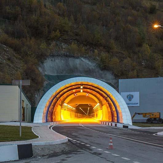 Тоннель Рокский