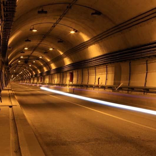 Тоннель Рокский, гора Сохс